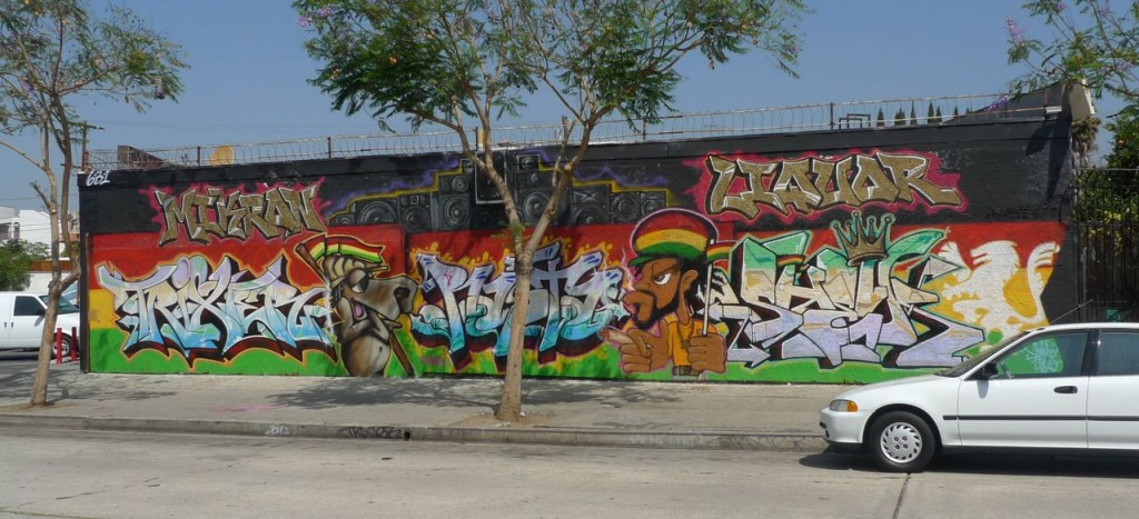 graffiti large