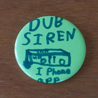 dub siren badge